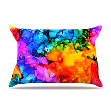 <strong>KESS InHouse</strong> Sweet Sour II Microfiber Fleece Pillow Case