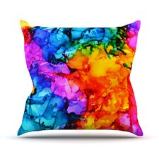 Sweet Sour II Throw Pillow