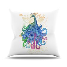 <strong>KESS InHouse</strong> Peace Throw Pillow