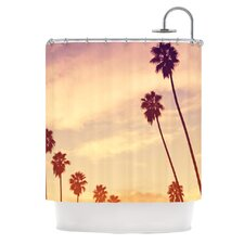 Endless Summer Polyester Shower Curtain