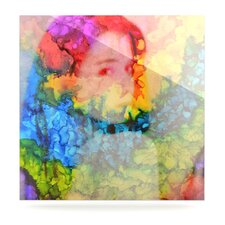 <strong>KESS InHouse</strong> Rainbow Splatter Floating Art Panel