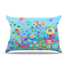 Inner Circle Microfiber Fleece Pillow Case