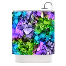 Cellar Door Polyester Shower Curtain