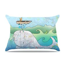 I'm on a Boat Microfiber Fleece Pillow Case