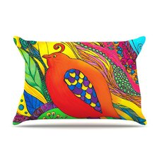 Psycho-Delic Dan Microfiber Fleece Pillow Case