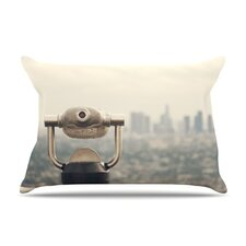 The View LA Microfiber Fleece Pillow Case