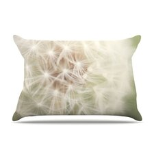 <strong>KESS InHouse</strong> Dandelion Microfiber Fleece Pillow Case