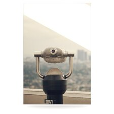 The View LA by Catherine McDonald Photographic Print Plaque