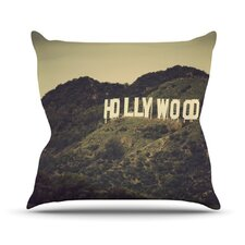 <strong>KESS InHouse</strong> Hollywood Throw Pillow
