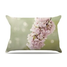 Blossom Microfiber Fleece Pillow Case