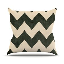 <strong>KESS InHouse</strong> Vintage Vinyl Throw Pillow