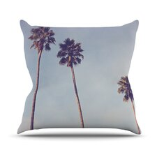 Sunshine and Warmth Throw Pillow