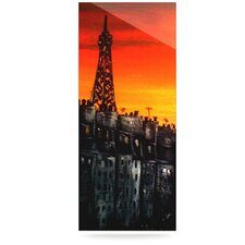 Paris by Christen Treat Painting Print Plaque