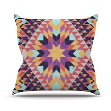 Ticky Ticky Throw Pillow