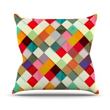 <strong>KESS InHouse</strong> Pass This On Throw Pillow
