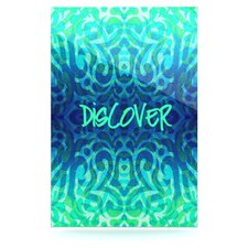 Tattooed Discovery by Caleb Troy Graphic Art Plaque