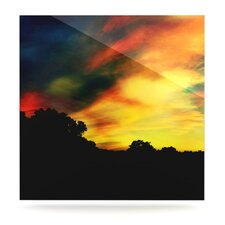 A Dreamscape Revisited by Caleb Troy Graphic Art Plaque