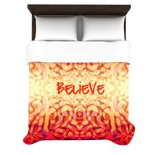 Tattooed Believer Duvet