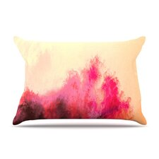Painted Clouds II Microfiber Fleece Pillow Case