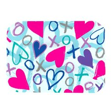 Hearts A Flutter Placemat