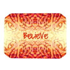 Tattooed Believer Placemat