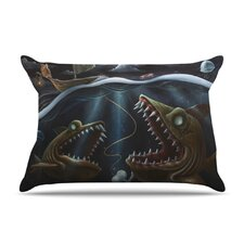 Sink or Swim Microfiber Fleece Pillow Case