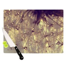 Sparkles of Gold Cutting Board