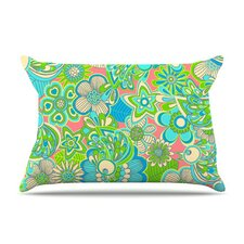 Welcome Birds To My Garden Microfiber Fleece Pillow Case