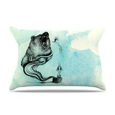 Hot Tub Hunter III Microfiber Fleece Pillow Case