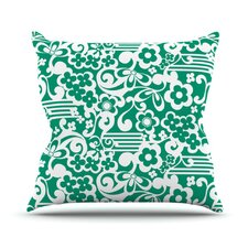 <strong>KESS InHouse</strong> Esmerald Throw Pillow