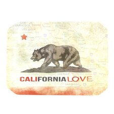 <strong>KESS InHouse</strong> Cali Love Placemat