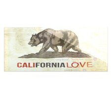 Cali Love Floating Art Panel