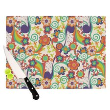 Printemps Cutting Board