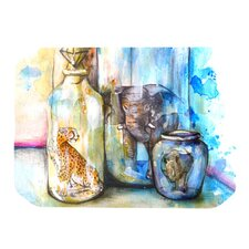 Bottled Animals Placemat