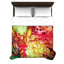 Passion Flowers I Duvet Cover Collection