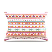 <strong>KESS InHouse</strong> Native Bandana Fleece Pillow Case