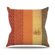 Lost Throw Pillow