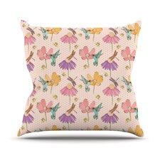 Magic Garden by Laura Escalante Throw Pillow