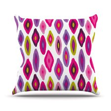 Moroccan Dreams by Nicole Ketchum Throw Pillow