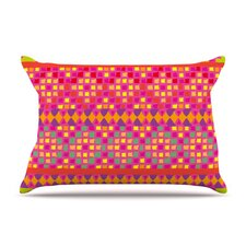 Mexicalli Fleece Pillow Case