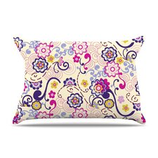 <strong>KESS InHouse</strong> Arabesque Fleece Pillow Case