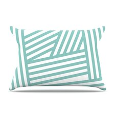 Stripes Fleece Pillow Case