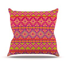 Mexicalli Throw Pillow