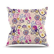 <strong>KESS InHouse</strong> Arabesque Throw Pillow