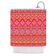 Mexicalli Polyester Shower Curtain