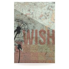 Wish Floating Art Panel