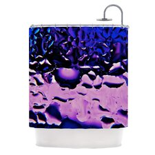 Window Polyester Shower Curtain