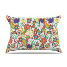 <strong>KESS InHouse</strong> Printemps Fleece Pillow Case
