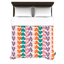 <strong>KESS InHouse</strong> Hearts Duvet Cover Collection