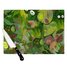 <strong>KESS InHouse</strong> Jungle Cutting Board